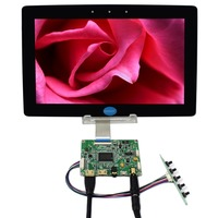 HDMI Auido LCD Controller Board With 10.1inch 2560X1440 VVX10T014M00 IPS LCD Screen