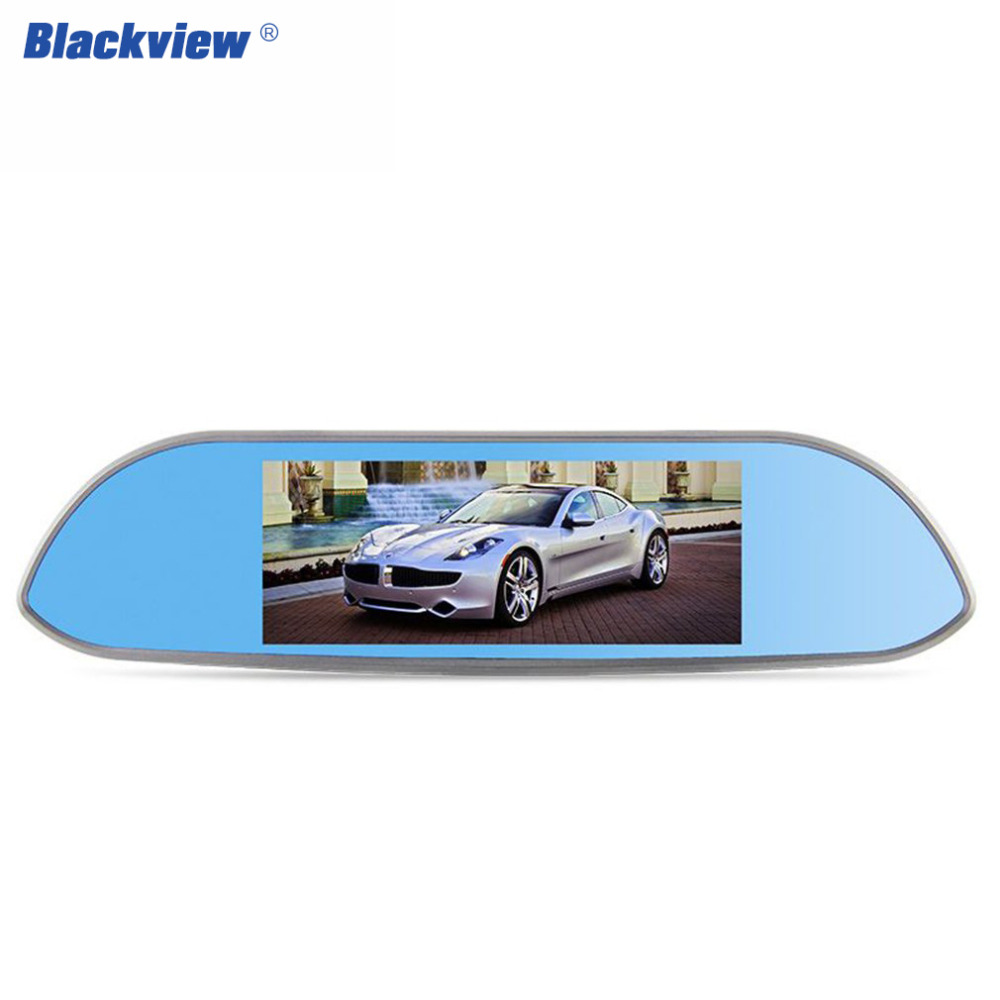 Blackview HSC Dual Lens with  Inch screen Car Camera DVR Rearview