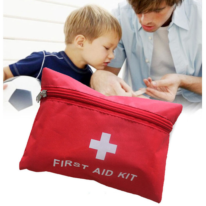 Emergency kits outdoor survival first aid kit travel camping portable emergency bag rescue medical tools adventure equipment