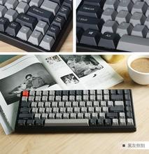Keycool 84 mini механическая клавиатура cherry mx Переключатель Браун PBT keycap mini84 компактная игра клавиатура съемный кабель