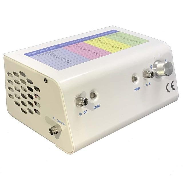 YOUMO AQUAPURE 10 104 ug/mL MINI Medical Ozone Therapy Generator Machine with Ozone Destructor MOZ0.2 AD