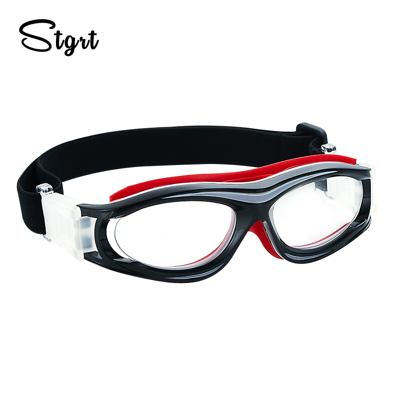 9c19338af Gafas de protección para deportes gafas pueden poner Moypia Len para niños  gafas de fútbol