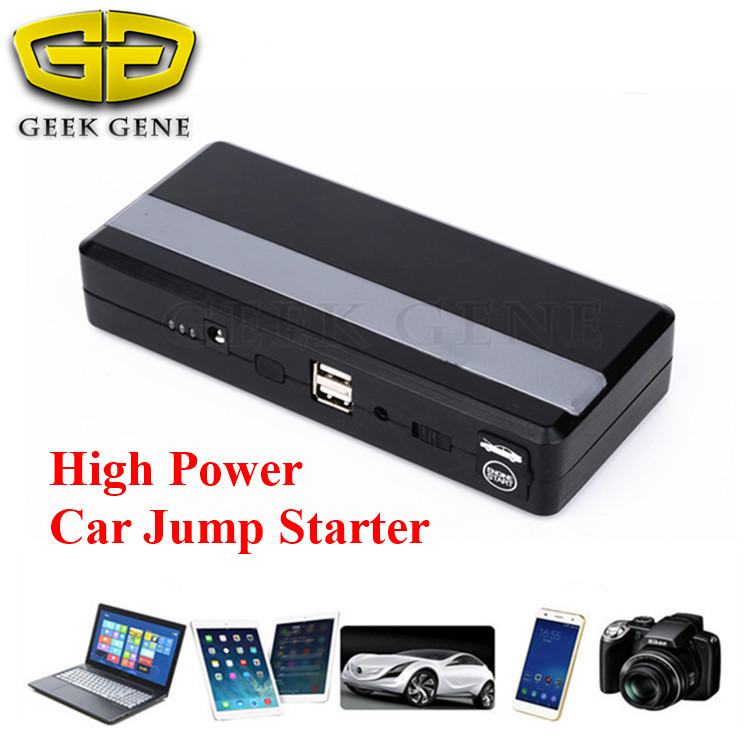 Top Car jump starter Emergency Starting device pack portable auto 12V Power bank Booster Buster Diesel Charger for car battery