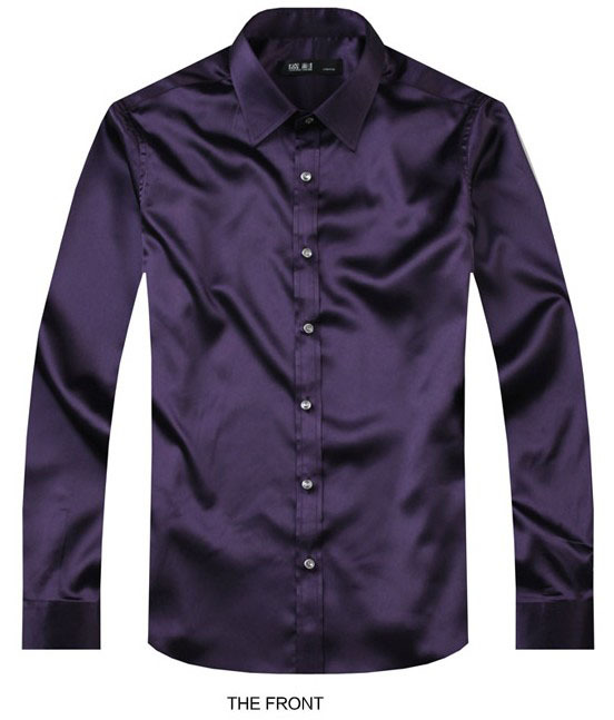 Purple Shirts: travabjmsh.ga - Your Online Shirts Store! Get 5% in rewards with Club O! Men's Satin Dress Shirt XS to Big and Tall Necktie and Hanky Set. 14 Reviews. Tuscany Men's Dark Purple Regular-fit Long-sleeve Dress Shirt with Mystery Tie Set.