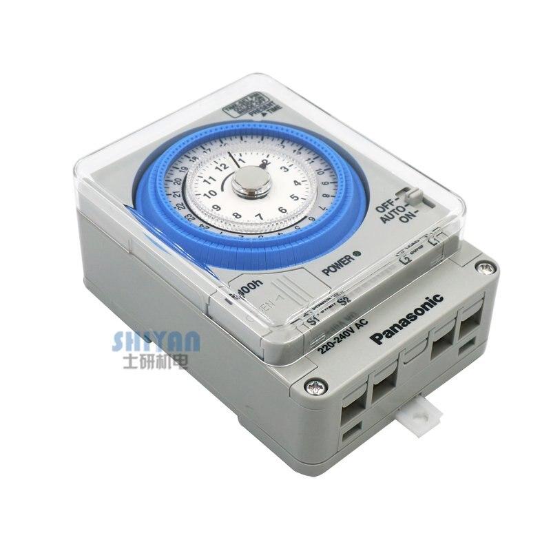Livraison gratuite authentique Panasonic Panasonic minuterie interrupteur TB38809KC7S minuterie TB388Livraison gratuite authentique Panasonic Panasonic minuterie interrupteur TB38809KC7S minuterie TB388