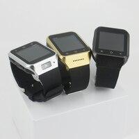 Kamera ile 2017 Bluetooth Akıllı Saatler Android İzle Telefon MTK6572 Çift Çekirdekli SIM ile 3G WiFi GPS Izle Smartwatch kol