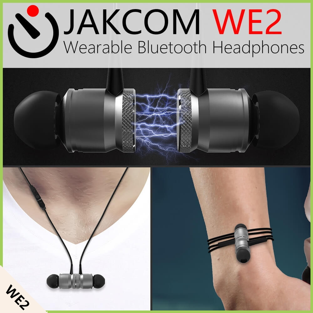 Jakcom WE2 Wearable Bluetooth Fones De Ouvido Novo Produto De Fones De Ouvido Fones De Ouvido Com Fio Fones De Ouvido Como Lker Telefone De Ouvido