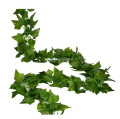 1PCS Long 8 Feet Artificial Silk Greenery Chain Ivy Wedding Garland Sweet Potato Leaf  AE01490