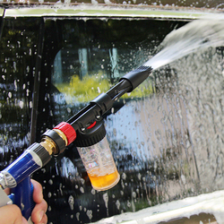 Washer High Pressure Snow Foamer Water Gun Profession Car Cleaning Foam Gun Washing Gun Water Soap Shampoo Sprayer