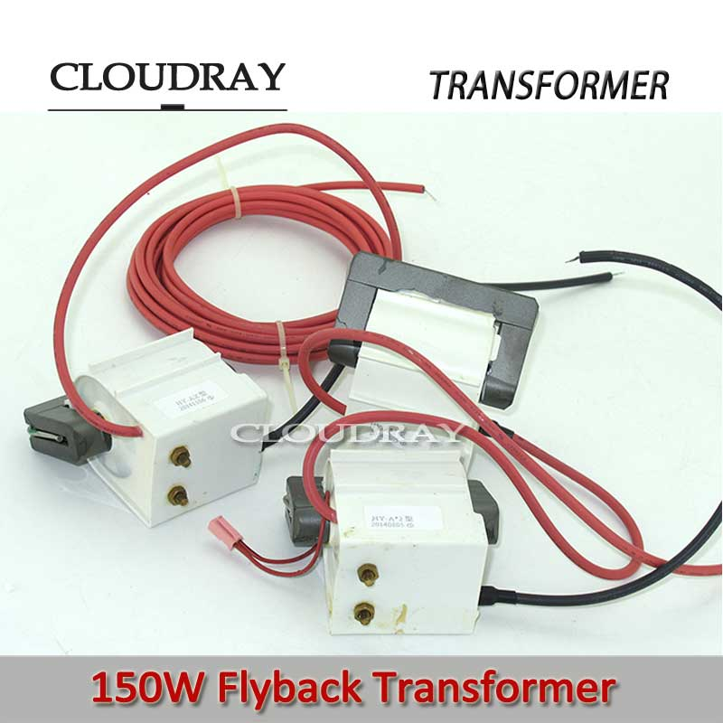 Cloudray Flyback Transformer 220v to 110v Autotransformer Toroidal Transformer For 150W Co2 Laser Power Supply 2436395 flyback transformer