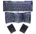 Libres bluetooth venta inalámbrica teclado plegable para iphone / ipad flexible mini teclado para tablet / PC / teléfono inteligente A + + calidad