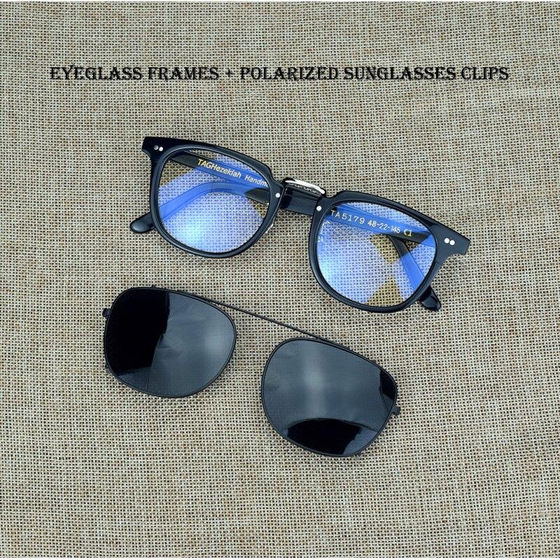 2017 Eyeglasses Frames Or Sunglasses men women Optical Titanium ...