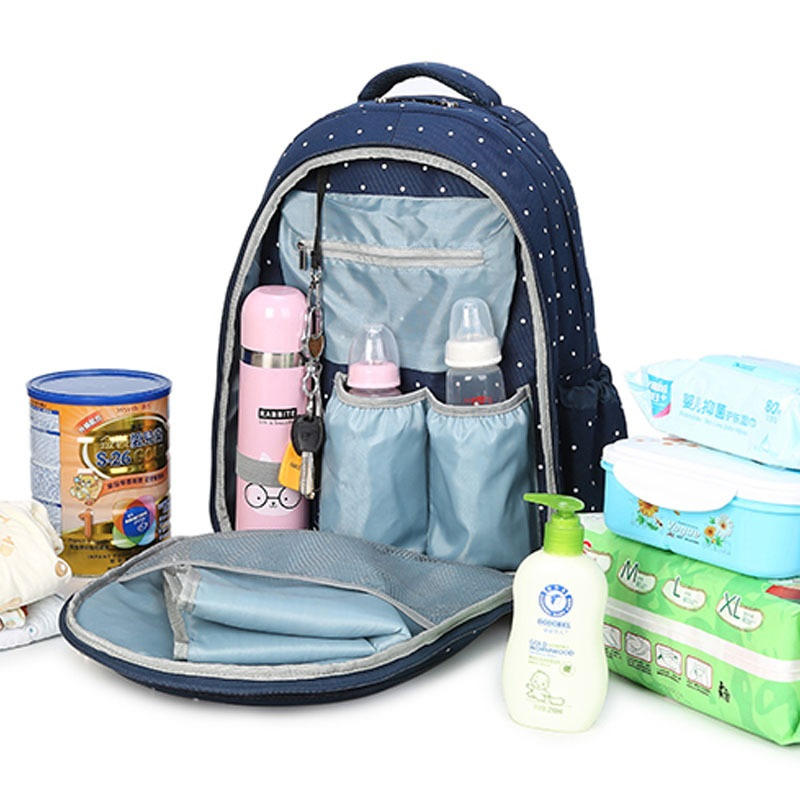 Large Capacity Maternity Backpack Baby Nappy Diaper Changing Bags Travel Multifunctional Mother Mummy Mom Baby Bags Maternidade multifunctional large capacity diaper bag for mother maternity backpacks for sale babies nappy mummy mom backpack for travel