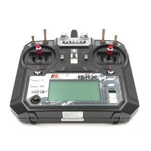 Image 3 - Flysky FS i6X FS I6X 10CH 2.4G RC Bộ Phát Điều Khiển Với IA10B IA6B A8S X6B Nhận RC Máy Bay Trực Thăng Đa Cánh Quạt Máy Bay Không Người Lái
