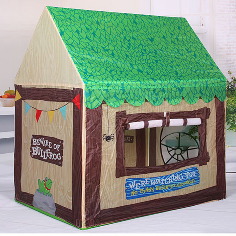 Kids Play Toy Tents Portable Baby House Indoor Outdoor Tent Tunnel Dessert Tree For Gifts In From Toys