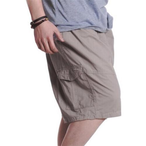 Plus Size Summer Style Shorts Men 2015 Summer New Loose Fashion Men Shorts Bermuda Masculina Casual Short Men Hot Sale shorts (5)