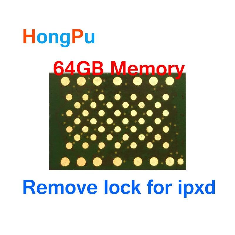 64 ГБ для iPad 2 3 4 мини 1 жесткий диск чип флэш-памяти NAND HDD запрограммирован с удалить разблокировать <font><b>iCloud</b></font> серийный номер
