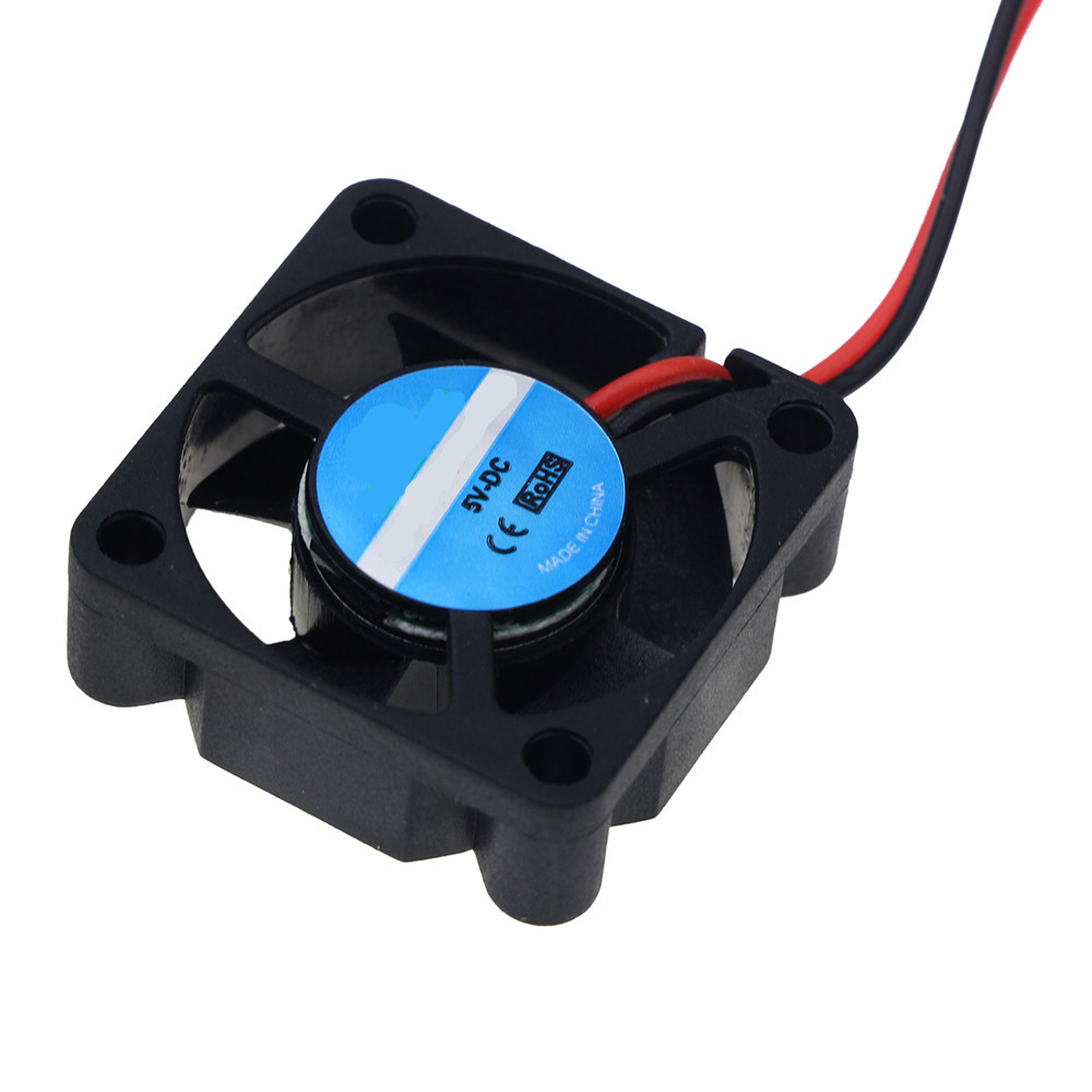 US $0 78 5% OFF|Raspberry Pi 3 Active Cooling Fan 3010 Fan 30MM 30x30x10mm  5V Plug in and Play / Support Raspberry Pi Model B Plus B+-in Integrated