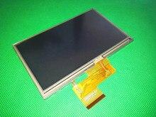 "Original 5.0 ""pulgadas TFT LCD de Pantalla para GARMIN Nuvi 50LM 50 50LMT LCD panel de exhibición de Pantalla con digitalizador de la pantalla Táctil de reemplazo"