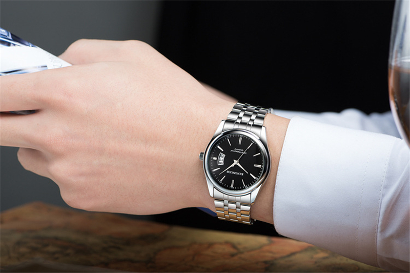 Authentic Mens Watches Waterproof