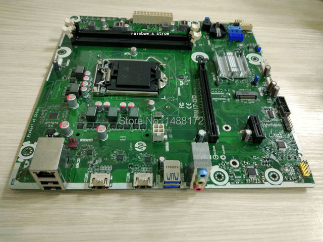 Aliexpress.com : Buy IPM17 DD motherboard for HP desktop from Reliable motherboard for hp