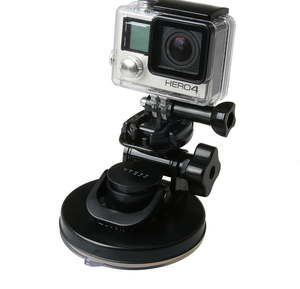 Image 5 - Removable Car Suction Cup 9CM Mount Holder Strong for Gopro Hero 8 7 6 5 4 3+ 3 SJCAM SJ4000 XiaYi Xiaomi Yi 4K Accessories