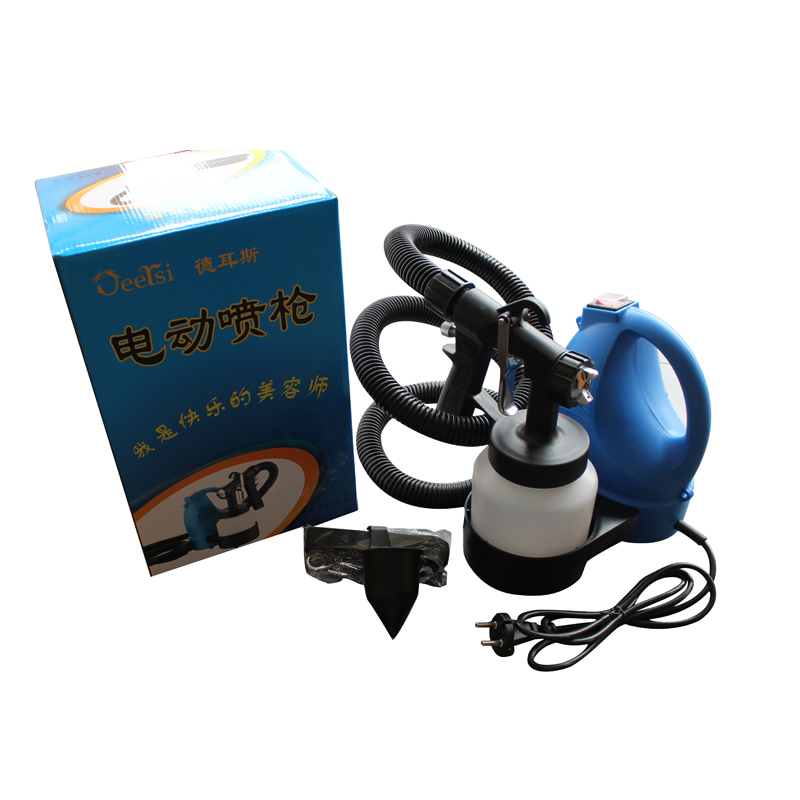 220V Electric HVLP Paint Sprayer Air Brush Painting Tool Spray Gun Formaldehyde Removal Tool 650W 800ML 32000RPM Y220V Electric HVLP Paint Sprayer Air Brush Painting Tool Spray Gun Formaldehyde Removal Tool 650W 800ML 32000RPM Y