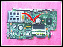 X58C X51C Rev2.1 laptop motherboard for ASUS X51C X58C laptop, good price and quality !