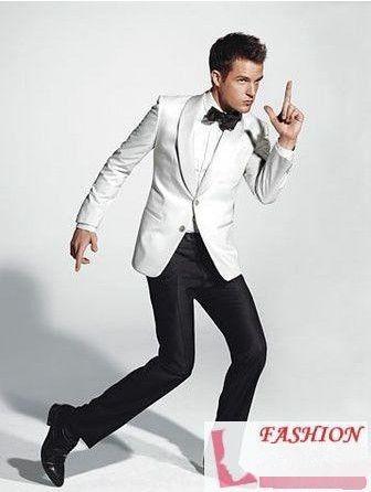 Nouvelle Arrivée 16 Style Smokings de Marié de Garçons D honneur Hommes  Mariage Prom Costumes Epoux (Veste + Pantalon + Ceinture + cravate) K  645 c44341b8023