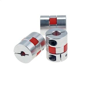 Гибкое моторное соединение D20L25, 1 шт., алюминиевое гибкое соединительное устройство 5x8 мм 3 мм 4 мм 5 мм 6 мм 6,35 мм 7 мм 10 мм