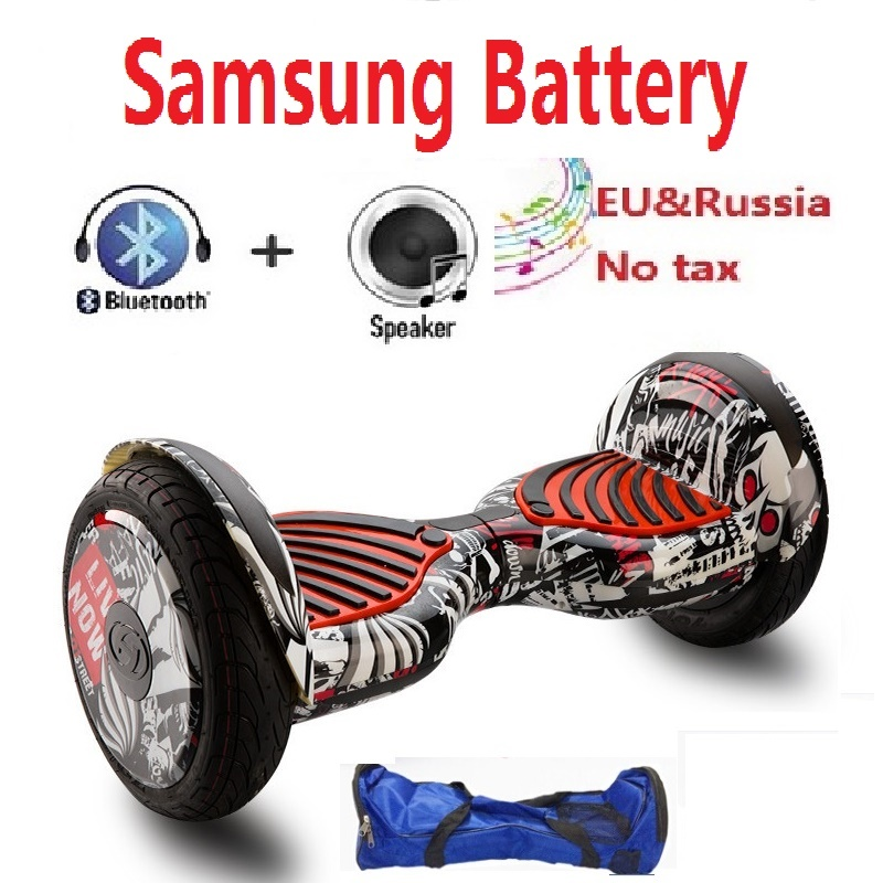 10 self balancing scooter electric hoverboard skateboard boosted board electric hover board smart balance 2 wheel skateboard iscooter hoverboard 6 5 inch bluetooth and remote key two wheel self balance electric scooter skateboard electric hoverboard