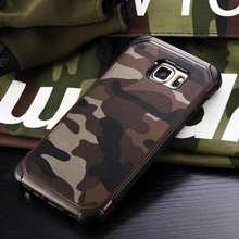 Camo shockproof camouflage note military edge galaxy hard samsung plus case