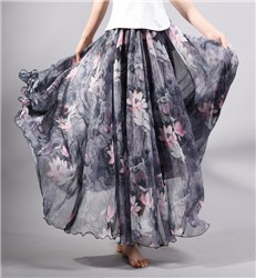 2016-Fashion-Design-Skirt-Faldas-Saia-Long-Skirt-Vintage-Flower-Print-Women-Summer-Chiffon-Maxi-Dresses.jpg_640x640