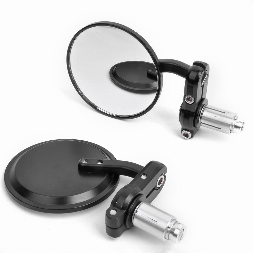 Mirror 10mm Black Modern Left /& Right Yamaha FZ1 08 Pair MT01