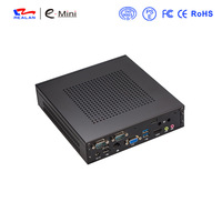 T3 Intel Core i3 6100 Generation 6th CPU computer Mini pc With Double Channel And M.2 Slot For Free Shipping