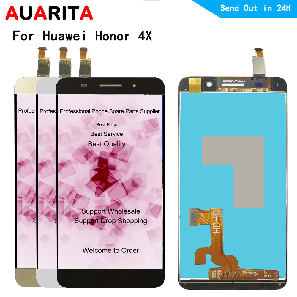Lcd For Huawei Honor 4x Honor 4 X Che2 L11 Che2 Ul00 Lcd