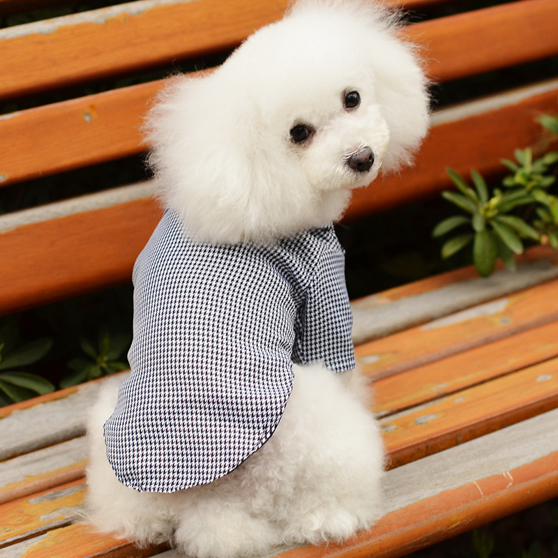 Newest Dog Clothes Winter Western Style Male Wedding Dog Suit & Bow ...