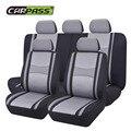 (Carro-Pass) universal auto tampa de assento tampas de assento auto acessórios interiores do carro apto para toyota honda hyundai lada nissan mazada