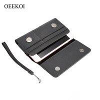Oeekoi فتحات بطاقة نمط lichee حامل الحقيبة القضية ل نوكيا lumia 1520/1320/735/635/625/1020/925/920