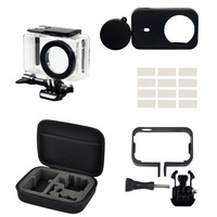 Waterproof Case Frame Shell Carry Bag For Xiaomi Mijia Mini 4K Action Camera