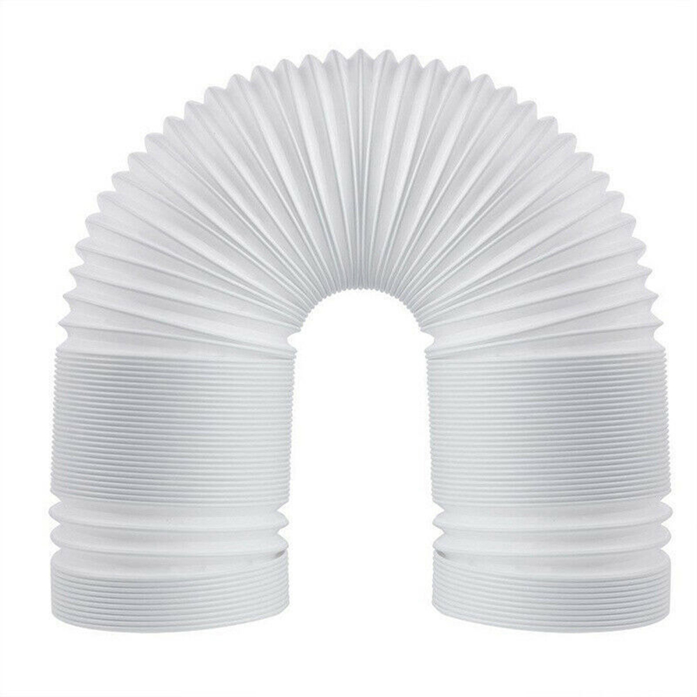Ventilator Pipe Hose Air-System Exhaust-Duct Air-Conditioning Flexible Stretch For Fresh