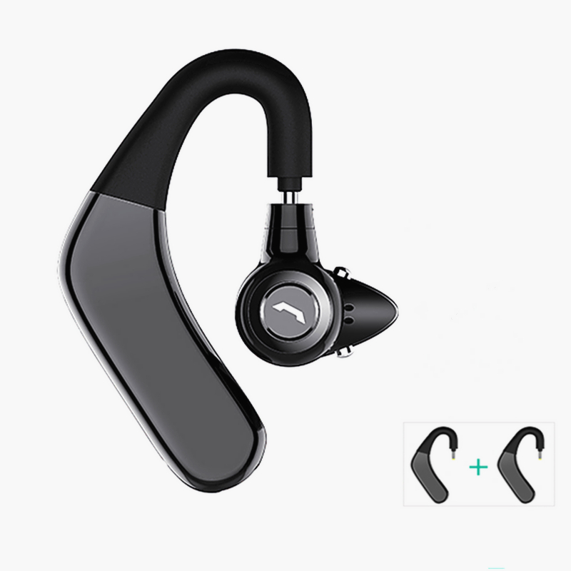 Noise Cancelling Wireless Bluetooth Headset Handsfree Sports Wireless Bluetooth Headphones Music Earphones Driver Headset v8 wireless stereo bluetooth headphones car driver handsfree call bluetooth earphones bluetooth headset portable storage box