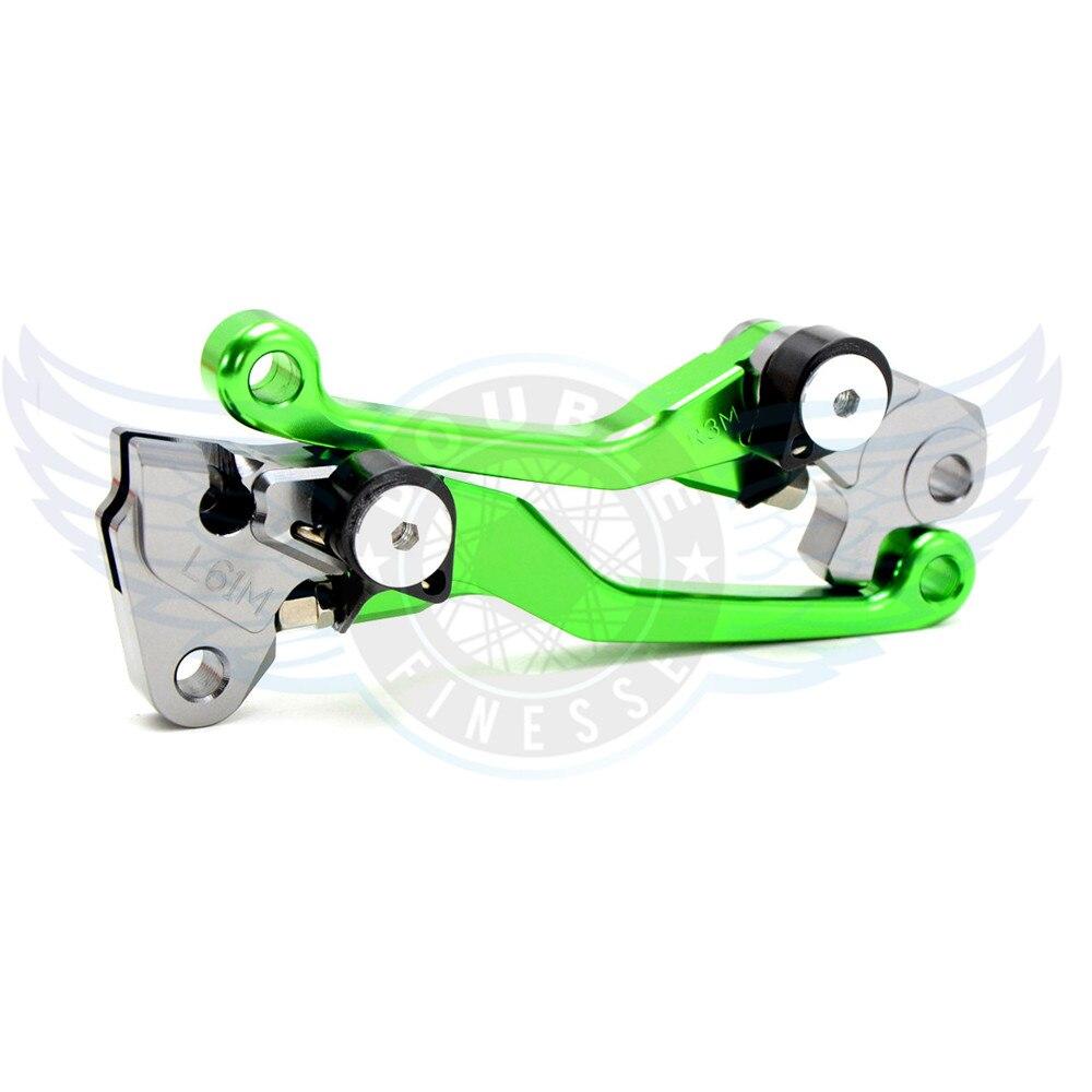 ФОТО motorcycle accessories increased torque of cnc pivot brake clutch levers For KTM  400EXC / EXC-R / XC-W  2005 2006 2007