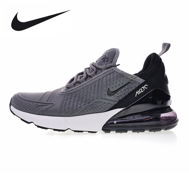 innovative design e7d1c c50fa ... usa nike air max 270 mens running shoes grey black non slip shock  absorbing breathable 5f051
