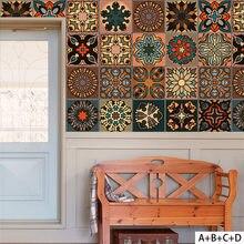 Marokkaanse Tegels Tuin.Marokkaanse Tegel Stickers Koop Goedkope Marokkaanse Tegel Stickers