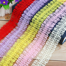 1 Meter DIY Patchwork Sewing Lace Accessories Handmade Crafts Quilting Ribbon Decoration Textile Curtain Tablecover Cloth