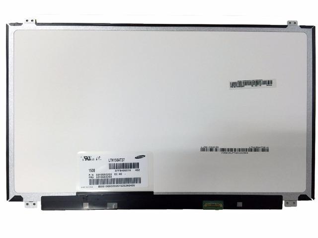 Ltn156at39-l01 para acer aspire e5-521g pantalla lcd de matriz para el ordenador portátil 15.6 pantalla edp 30 pin led 1366*768