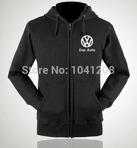 Image 1 - ectic S~XXL size 4 colours winter jackets Volkswagen VW 4S worker clothes sweatershirt pullover