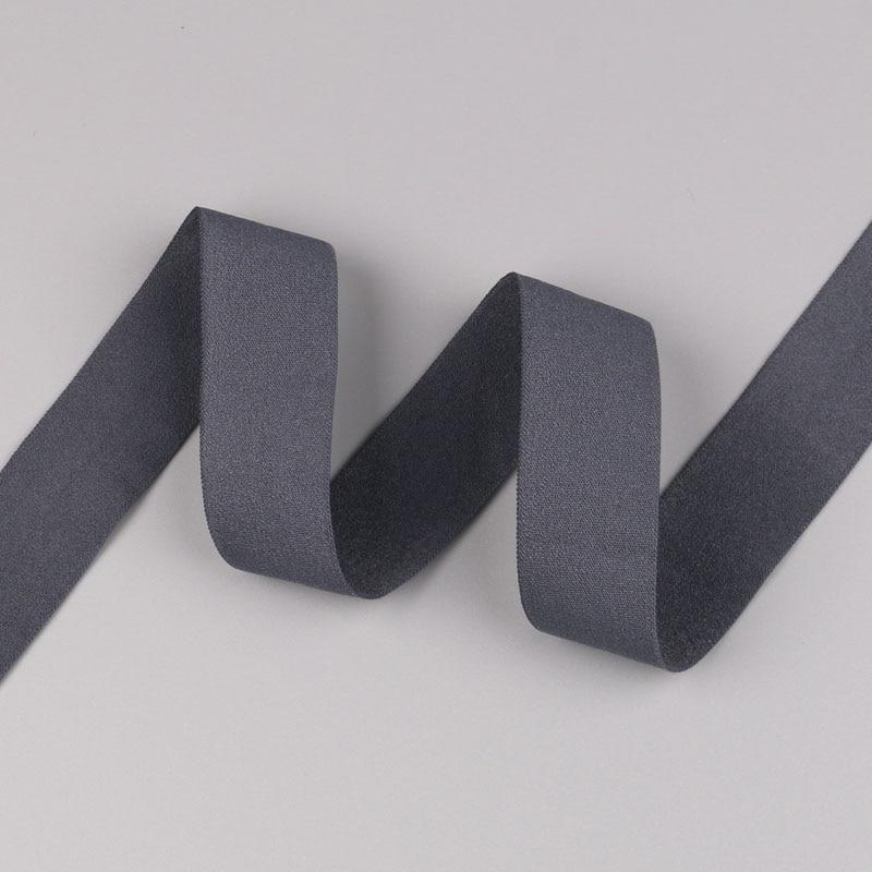 5 ярдов/Лот 20 мм ширина 34 цвета эластичная лента использование для diy аксессуары и одежда галстук лента для волос - Цвет: 07