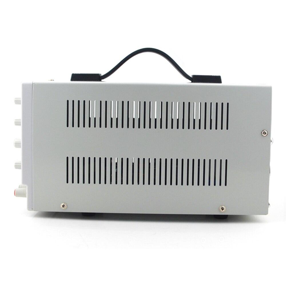 Nouveau PS-3010DF 4 chiffres affichage 30V 10A laboratoire DC alimentation réglable USB charge réparation commutation alimentation régulée - 5